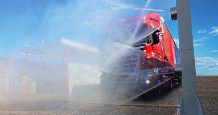 pranje tovornjaka