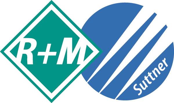 r+m suttner logo