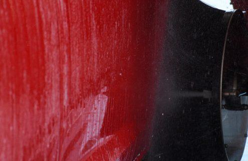 pranje pnevmatik v avtopralnice