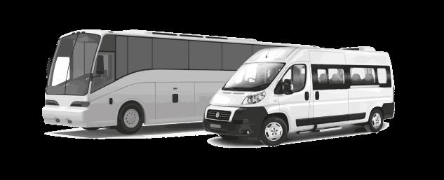beli avtobus in kombi